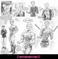 Ms. Liberty #3 Part 1 Sample 4 by SteeleBlazer84