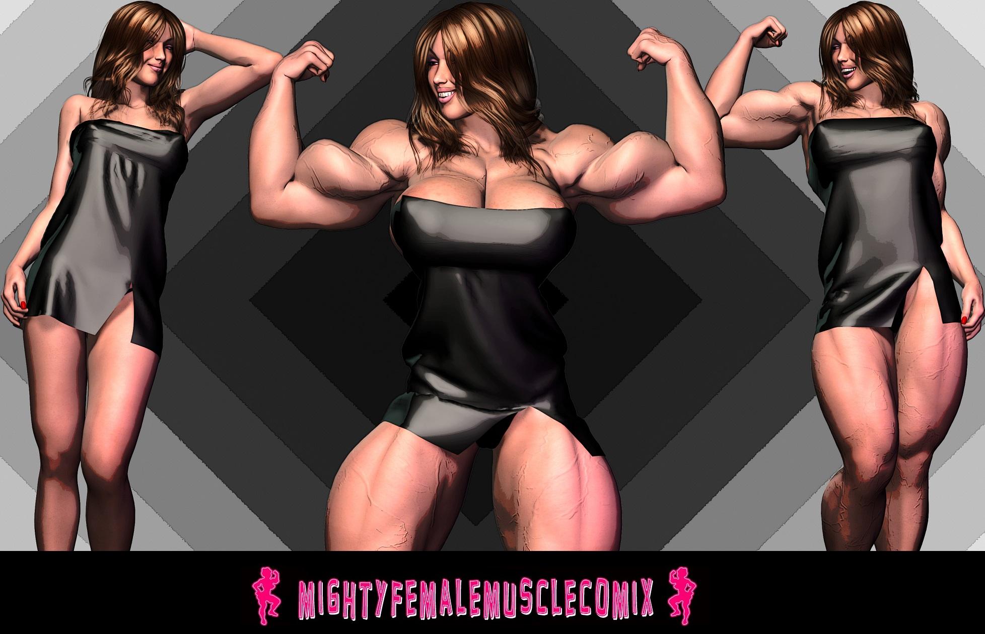 FMG Striptease Sample 4 by SteeleBlazer84
