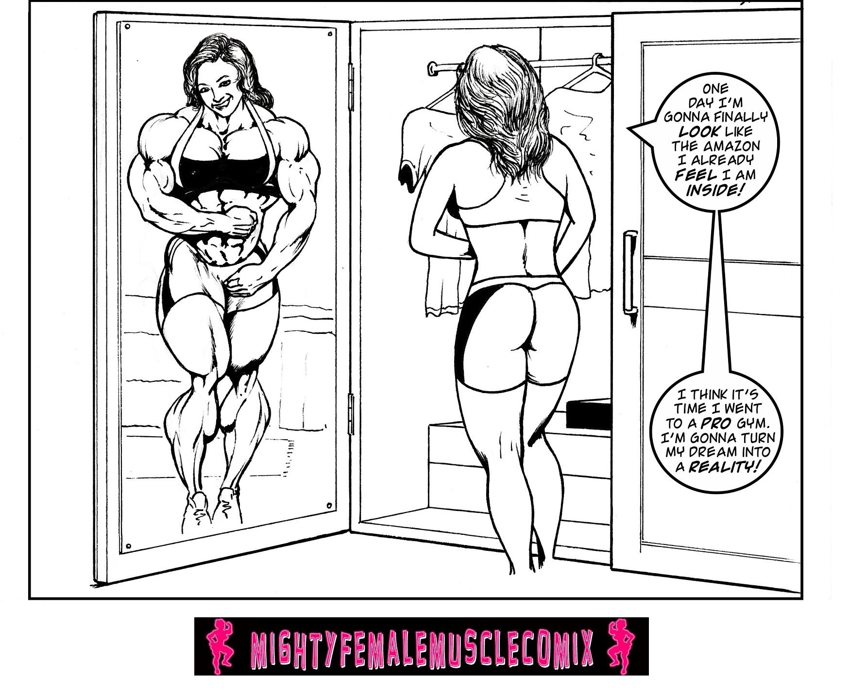 Dream Body Sample 2 by SteeleBlazer84