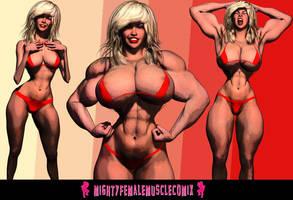 Ms. FemmaXX 2 Sample 4 by SteeleBlazer84
