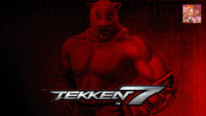 Custom Tekken 7 King Splash