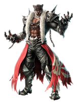 Armor King - Tekken 7 Render Full Body High Res