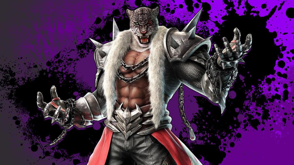 Armor King Background Desktop Tekken 7 By Armorkingtv21 On Deviantart
