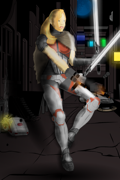 Warden Iris Kryton