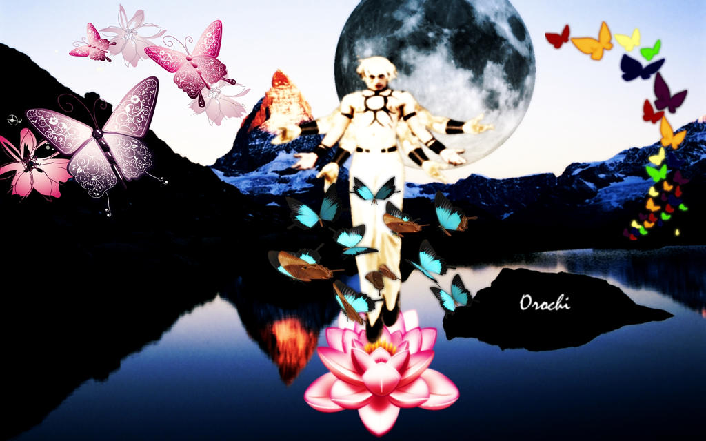 Orochi Awakening by d-martin-40