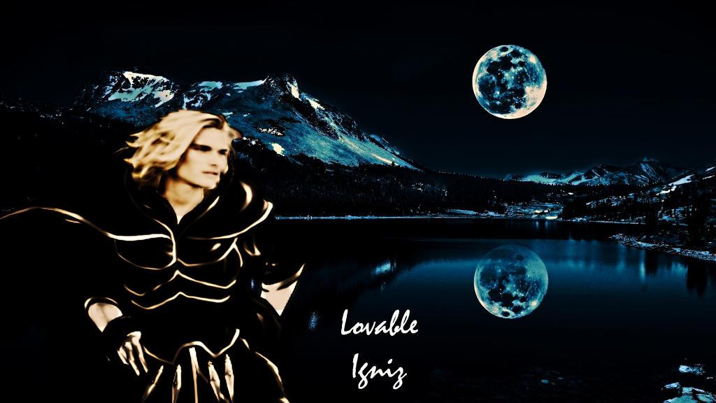 Lovable Igniz by d-martin-40