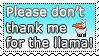 Please Don't! by Winter-Osprey