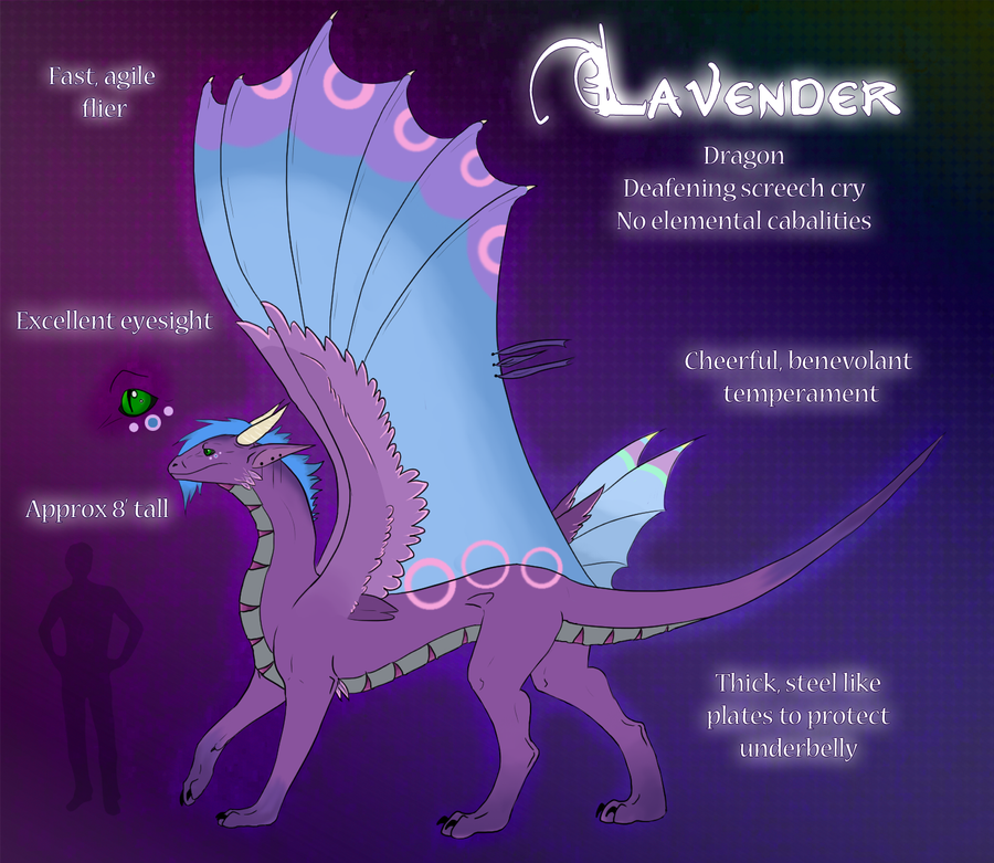Lavender v3.0 by Winter-Osprey