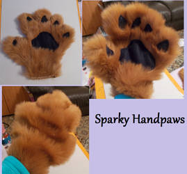 Sparky Handpaws by Experimentor-Iblis