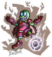 Mario Strikers Charged: Fawful by FreshestJuicebox