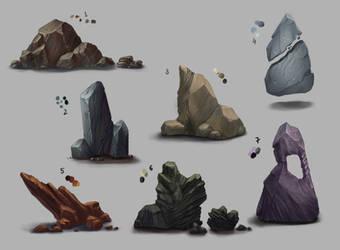 Rocks Stuff