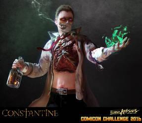 Constantine by ShadowOfSunshine