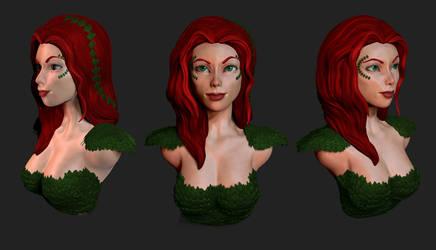 Poison Ivy by ShadowOfSunshine