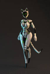 Android-Cat by ShadowOfSunshine