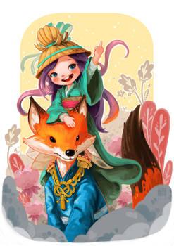 Fox Princess
