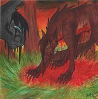 My Bloody End...... by WarriorapprenticeKat