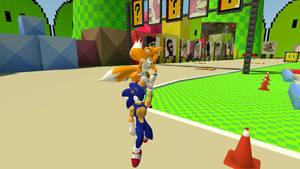 Sonic The Hedgehog 2 (RTX On.)