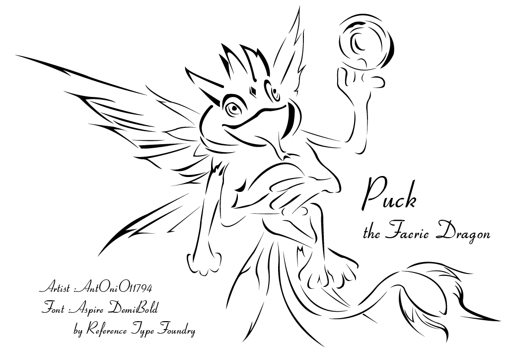 puck the faerie dragon dota 2 by antonio11794 on deviantart