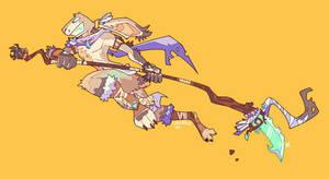 [C] Attack!