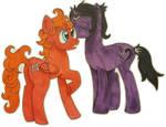 CroKri Ponies  by MariusOfTheSea