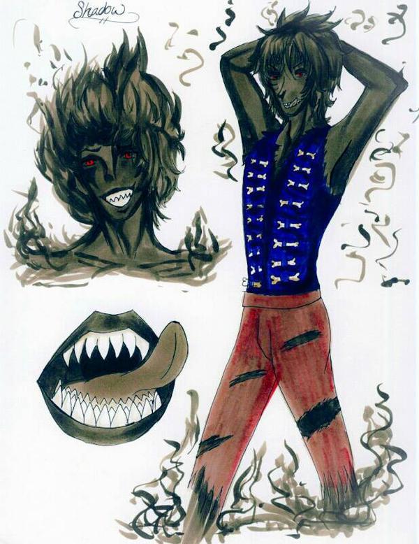 .:Character Ref:. Shadow by MariusOfTheSea