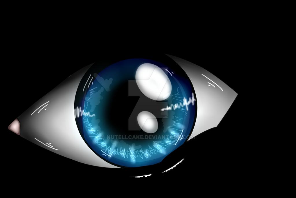 Happy Eye //Real eye test by Nutellcake on DeviantArt