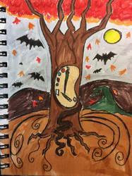 Sketchbook cover #4