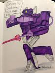 Transformers-Shockwave