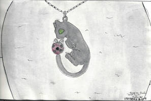 Miraculous Inktober Day 9 by Ysmia