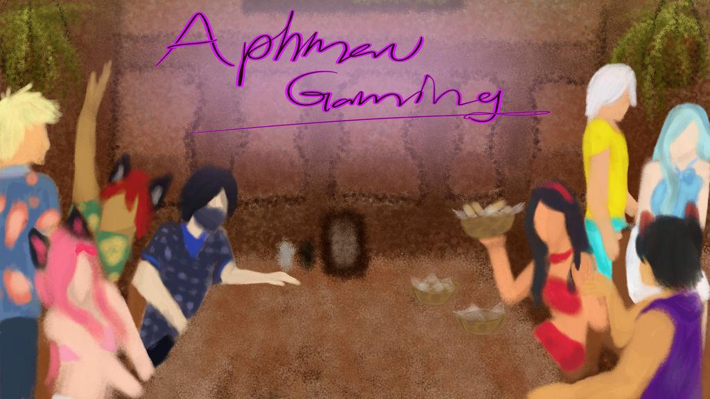 Aphmau Group Art Contest by Ysmia