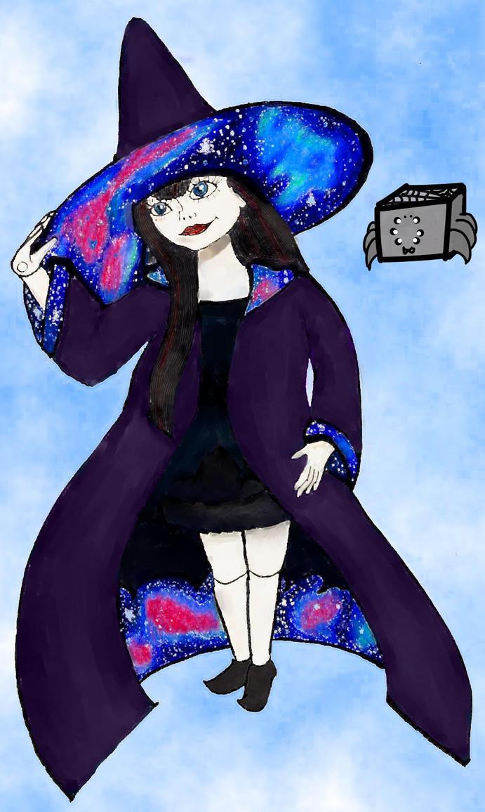 Clara Mage costume by BlackCatlove1