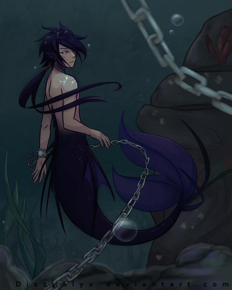 Chained Urchin by DizzyAlyx