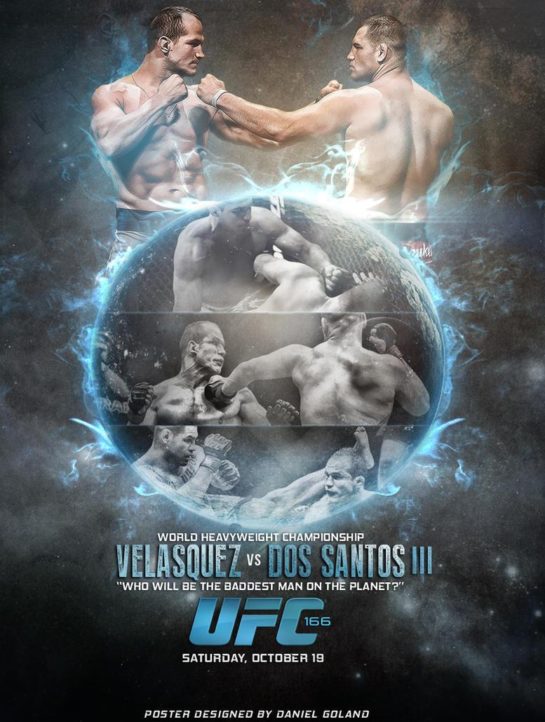 UFC 166 POSTER by DGsWay on DeviantArt  UFC 166 POSTER ...