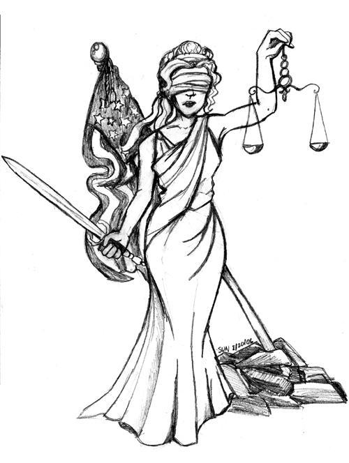 lady justice by eggiechan on deviantart. Black Bedroom Furniture Sets. Home Design Ideas
