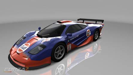 SCUD RACE Mclaren F1