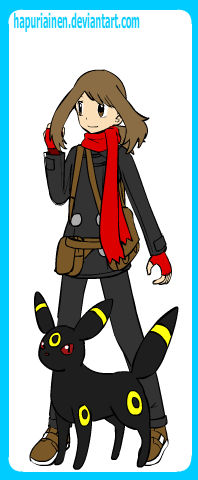 Pokemon Trainer Anthony