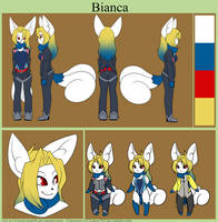 Ref - Bianca the Meowstic