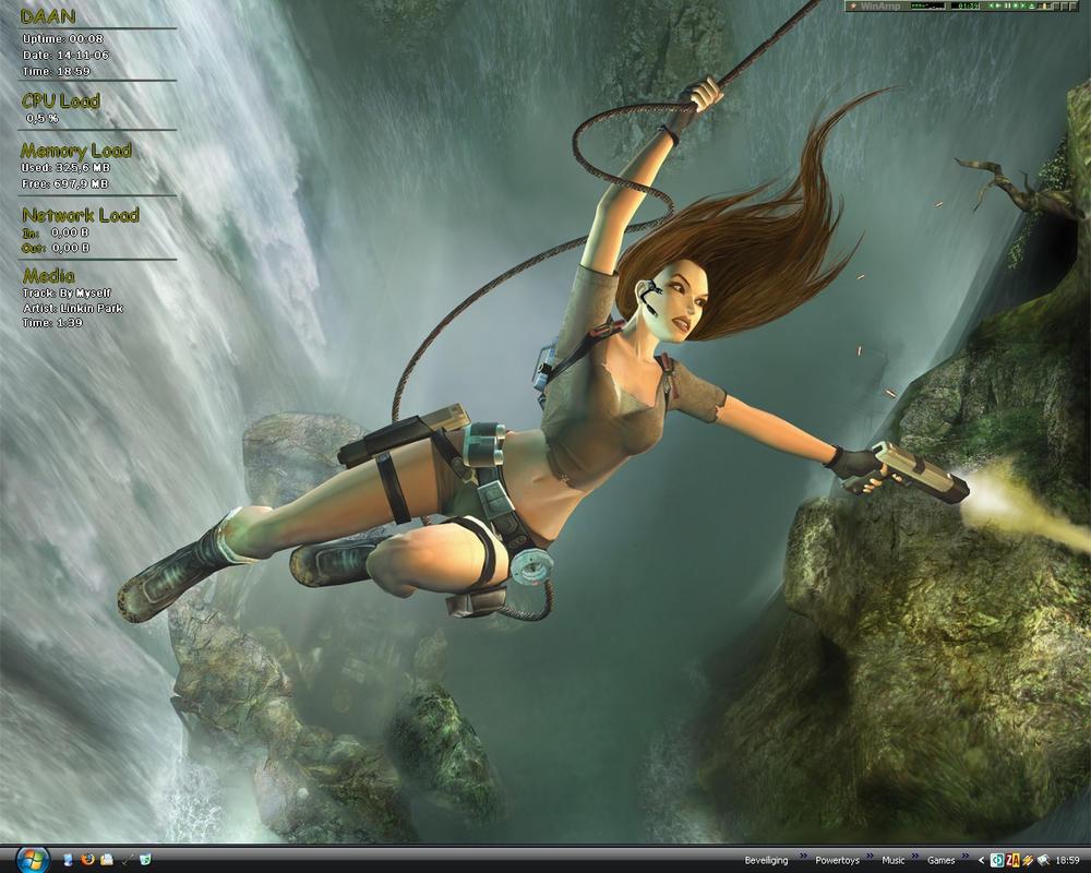 Tomb Raider Lara Croft by MrAhn