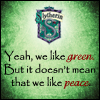 Slytherin icon 03 by DelicAteLovelyMAdnes