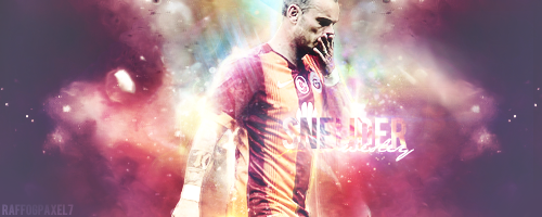 Sneijder by 7Axel7