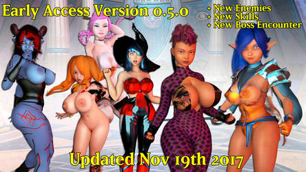 Queen of Lust 0.5.0 Now live! by LarsMidnatt
