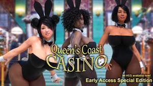 Queen's Coast Casino by LarsMidnatt