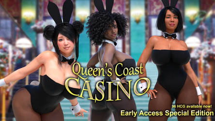 Queen's Coast Casino by LarsMidnatt