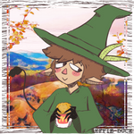 Snufkin tHE RAT {MERCH AVAILABLE} by DeathBy0w0