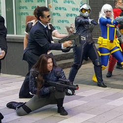 Bucky Barnes Infinity War 1