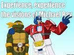 Experience Michael Bays visions. by AmirKameron