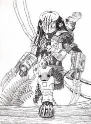 The Predator by AmirKameron