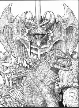 Godzilla vs Destroyah 25th