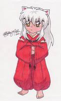 Chibi Inuyasha by hesxmyxinu
