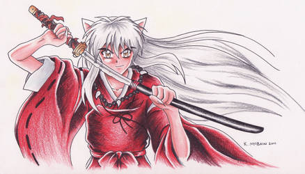 Inuyasha-Draw your sword